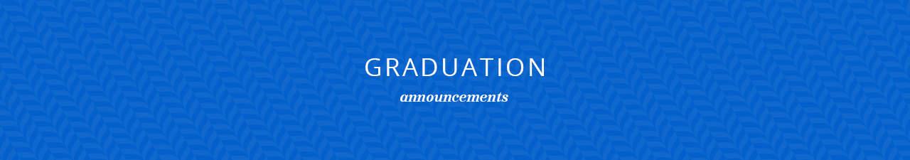 Graduation Announcements Shop Now