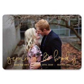 So In Love 1 Save The Date Magnets